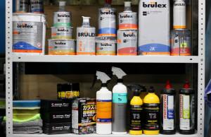 защита лакокрасочного покрытия авто