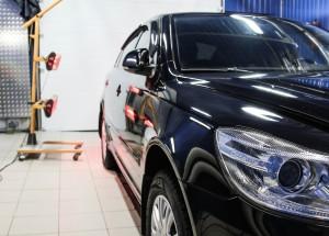 полировка и защита автомобиля